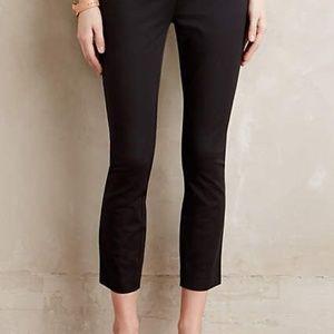 Anthropologie the Essential Slim Trouser